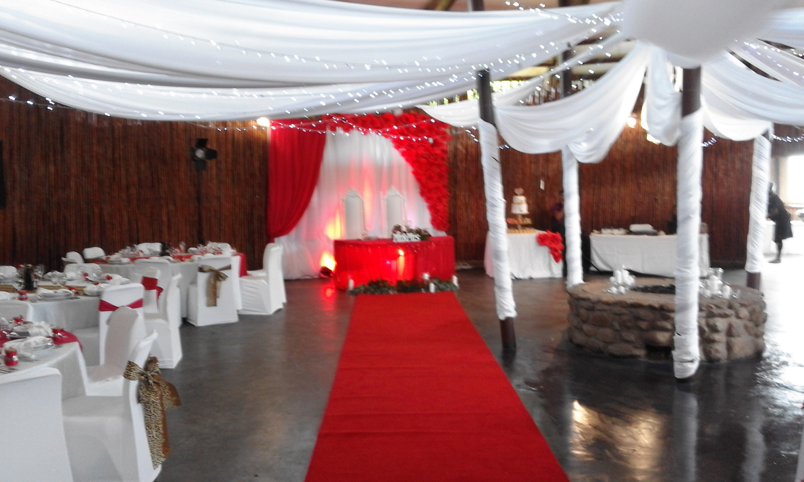 Perana Set Design offers event decor and complete set-up